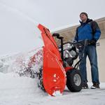 Снегоуборщики, снегоуборочные машины