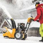 Запчасти для снегоуборщиков Stiga