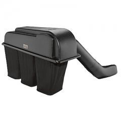 Craftsman 24020 Травосборник (для 130-140 см деки, 3 секции, 350 л., черный)