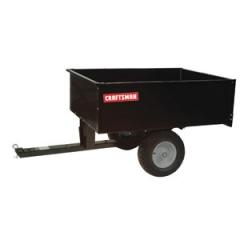 Craftsman 24356 Тележка-прицеп (полностью сталь, спец. педаль для опрокидывания, пневмоколеса, уст.покраска)