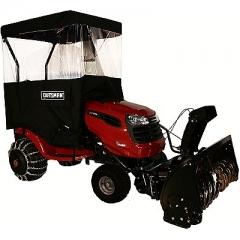 Craftsman 24838 Роторный снегоуборщик 107 см для тракторов серии Lawn, Yard, Monster с размером колес не более 56 см