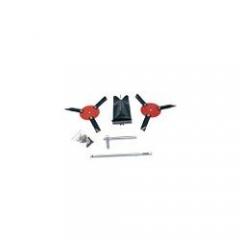 Cub-Cadet 596-203-600 Измельчающий комплект (Mulch Kit) для деки 122 см