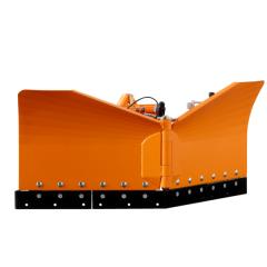 Matev Снежный отвал комбинированный ПРОФИ (снежный плуг) Matev V 1.6 (код 1315603)