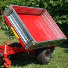 RAVENNA Тракторный прицеп RT250 грузоподъемность 1500 кг