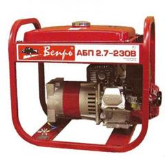Бензиновый генератор Вепрь АБП 2,7-230 ВХ Б