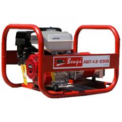 Бензиновый генератор Вепрь АБП 4,2-230 ВХ