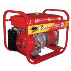 Бензиновый генератор Вепрь АБП 4,2-230 ВР-БГ