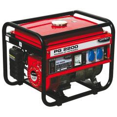 Бензиновый генератор Matrix PG 4200-3