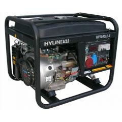 Бензиновый генератор Hyundai HY9000LE
