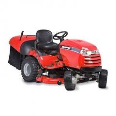 Садовый минитрактор Snapper RD21H40 4WD серия LT300 полноприводный с травосборником 325 л