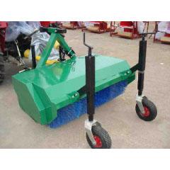 Щетка дорожная с бункером для тракторов DSD-150