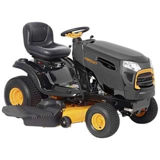 Садовый трактор Parton PA22VA54