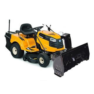 Снегоуборочный трактор Cub Cadet LT2 NR92 + снегоотбрасыватель