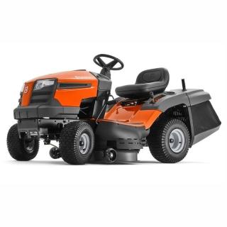 Садовый трактор - газонокосилка с сиденьем Husqvarna TC 138L