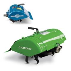 Caiman 923-80269 Культиваторная фреза 52 см (Италия) для мотоблока 320 (зеленая)