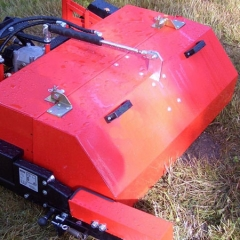 Cub-Cadet 596-222-600 Контейнер для мусора с механической системой выгрузки для щетки передней KM 1001
