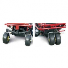 Gianni Ferrari Заднее шасси с двумя колесами 15x600'7 970300