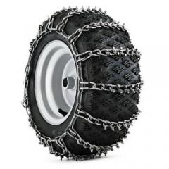 Husqvarna 9971036-10 Цепи на колеса 46x24 см для LT151/CT151