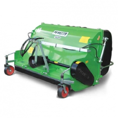 Peruzzo Цеповая косилка KOALA Professional 1600 с травосборником и выгрузкой на высоту (код 05093000)