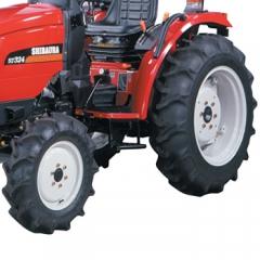 Shibaura AG-SX24 Сельскохозяйственные колеса Передние колеса 4.00-9. Задние колеса 7-14