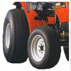 Shibaura TERRA-SX24 Земельные колеса Передние колеса 18х8.5-8. Задние колеса 26х12.00-12