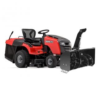 Snapper ENXT 2346F + снегоотбрасыватель  + травосборник 400 литров