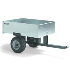 Stiga (13-3906-11) Тележка оцинкованная Pro Cart 200 кг