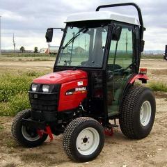 Verges Кабина для тракторов Shibaura ST330/333