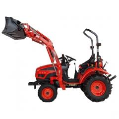 Трактор Kioti CK22 + ковш-погрузчик фронтальный