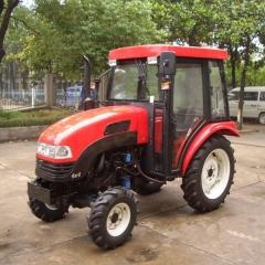 Трактор MasterYard M244 (4WD) с кабиной