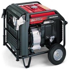 Бензиновый генератор Honda EM 65i SG