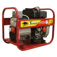 Бензиновый генератор Вепрь АБП 7/4-T400/230 ВР