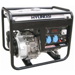 Бензиновый генератор Hyundai HY3100LE