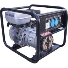 Бензиновый генератор Hyundai HY6000