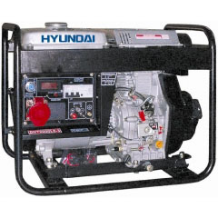 Дизельный генератор Hyundai DHY2200LE