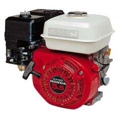 Двигатель Honda GX160 SX4 с горизонтальным коленвалом