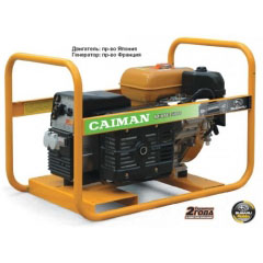 Сварочный генератор Caiman Mixte 5100