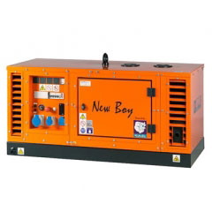Стационарная электростанция Europower New Boy EPS-103DE