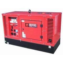 Дизельный генератор Europower EPS163DE с подогревателем о/ж