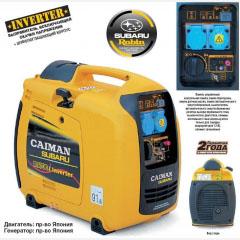 Бензиновый генератор Caiman R1700 Инвертер
