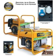Бензиновый генератор Caiman Leader 6010X