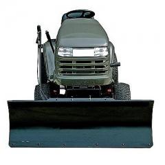 Садовый трактор Craftsman 28984 (Серия PGT 9500) + снегоуборочный ротор