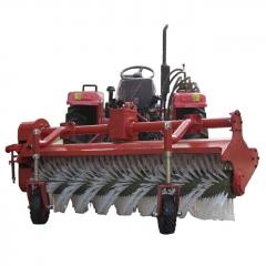 Щетка дорожная (коммунальная) SX120, навесная для тракторов