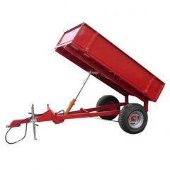 Прицеп тракторный опрокидывающийся, одноосный, макс грузоподъемность 1500 кг TL-1500