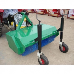 Щетка дорожная с бункером для тракторов DSD-115