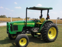 Трактор бу John Deere 5420