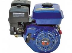 Двигатель Каскад Lifan 168 F-2 (Honda GX 200) 6.5 л.с c горизонтальным коленвалом
