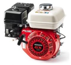Двигатель для мотоблока Каскад Honda GX200 SX4 с горизонтальным коленвалом
