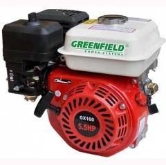 Двигатель Greenfield GF 168F (GX160)