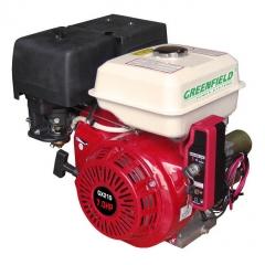 Двигатель для мотоблоков Greenfield GF 170FE (GX210)